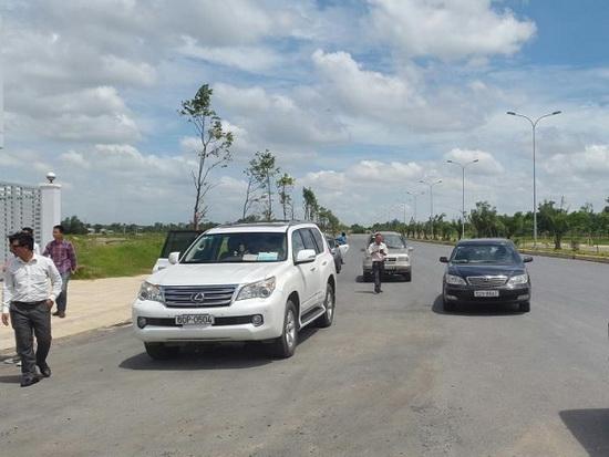 Một góc dự án Long Hung tại Đồng Nai
