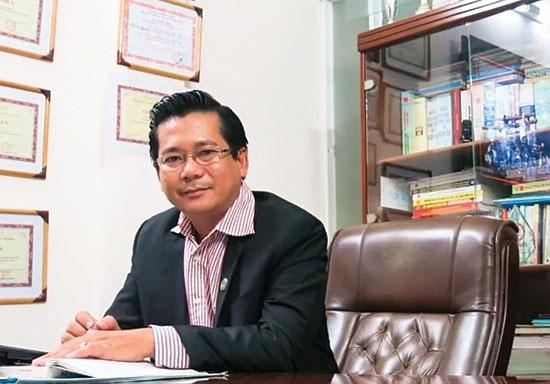 Luật sư Nguyễn Thạch Thảo.