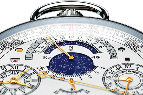 Vacheron Constantin Reference 57260 là chiếc đồng hồ bỏ túi có cấu tạo cơ học phức tạp nhất cho đến nay.