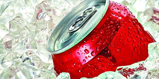 Các nhà sản xuất nước ngọt đang mất dần thị trường.