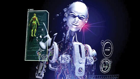 AI có thể góp phần dự báo thiên tai, phát hiện sớm ung thư. Ảnh: Tư liêu