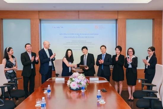 VAS chính thức ký kết hợp đồng phát triển Sala Mega Campus tại Khu đô thị Sala, quận 2.