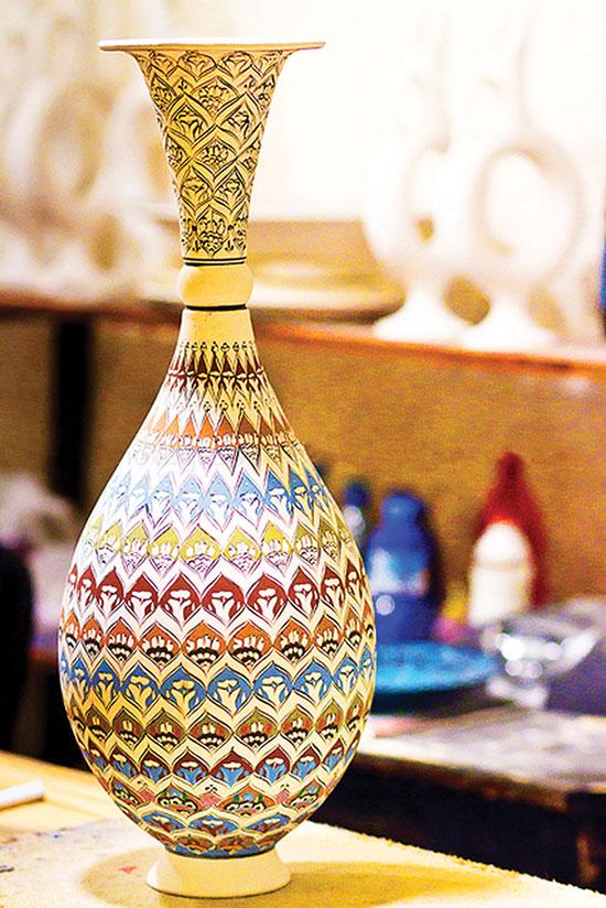 Gom5-Một-chiếc-bình-gốm-Thổ-Nhĩ-Kỳ