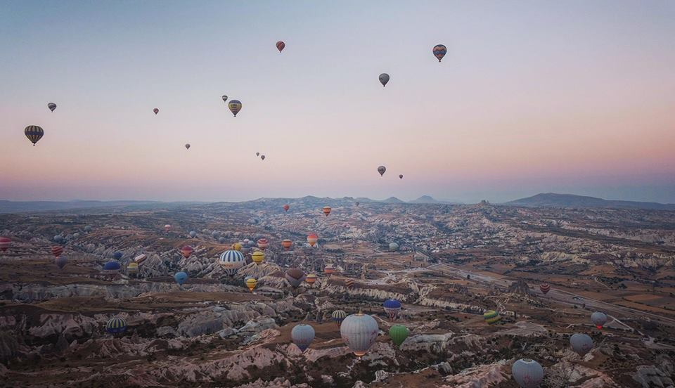 bay cung may tai thung lung cappadocia