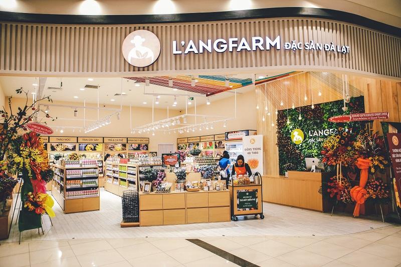 L'angfarm và hành trình trở thành thương hiệu đặc sản Đà Lạt hàng đầu - Sài  Gòn Tiếp Thị