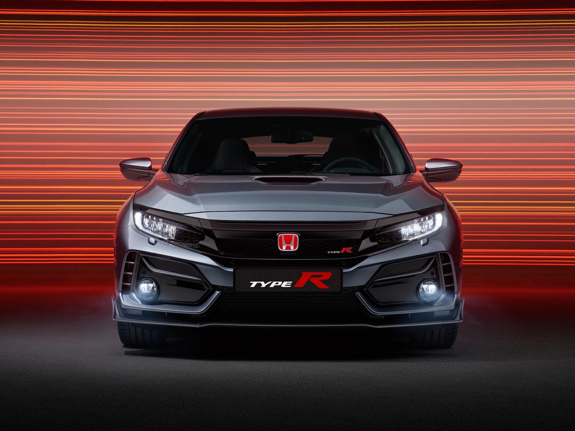 Honda gây sốt khi tung ra Civic Type R Sport Line mới ...
