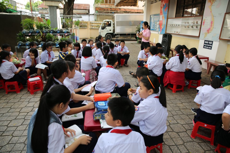 trường học