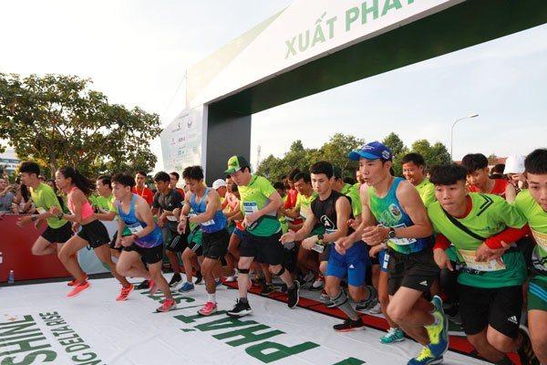 Hau Giang Mekong Delta Marathon 2020