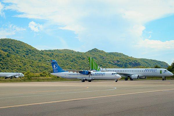 hàng không bamboo
