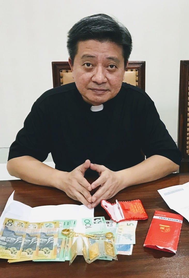 Linh mục Giuse Đào Nguyên Vũ
