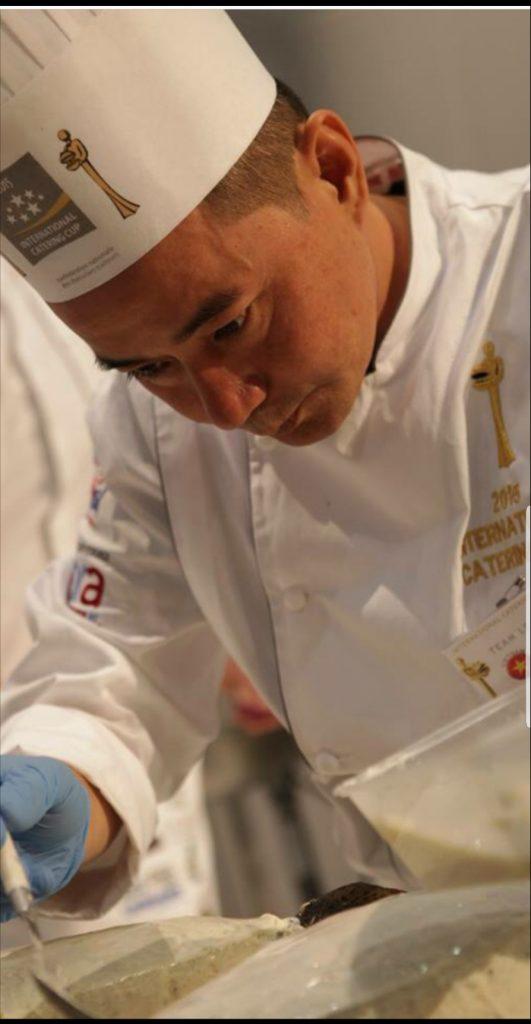 Đầu bếp Lê Xuân Tâm
